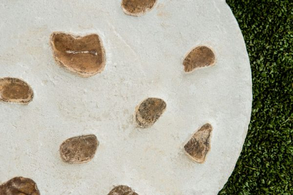 Pisante de concreto